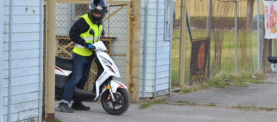 Mopedkörkort Drivelife Örebro