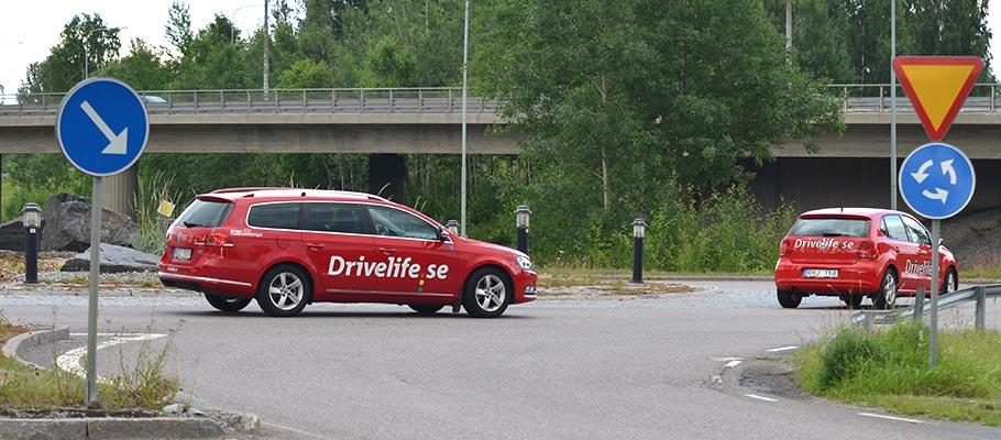 Drivelife Örebro, B-körkort