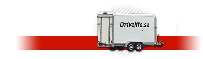 Ta utökat B körkort hos Drivelife
