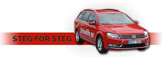 Ta B-körkort hos Drivelife i Örebro